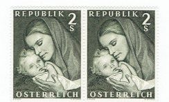 Austria postage stamps