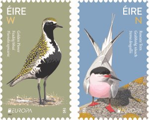 Ireland postage stamps