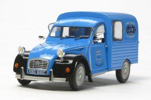 Citroen model truck