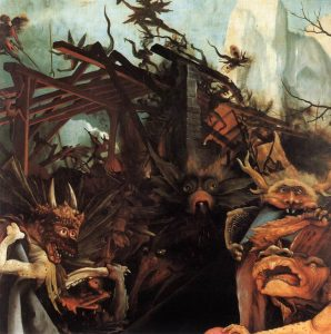 Temptation of St Anthony