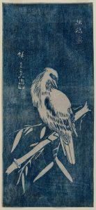 Hiroshige bird
