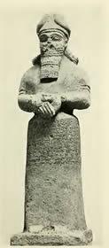 Nebo statue