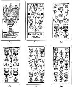 Tarot Suit of Cups