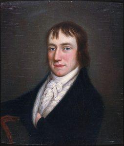 William Wordsworth at 28