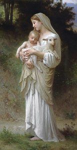 Innocence, by Bouguereau