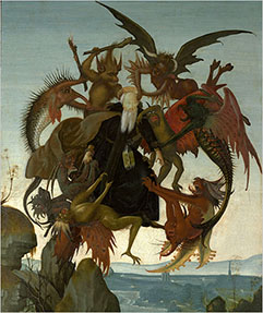 Torment of St Anthony